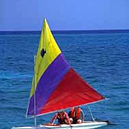 Sunfish Sailboat Rental