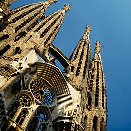 A visit to the Sagrada Familia