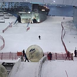 Ski Indoors