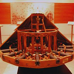 Leonardo da Vinci's Cooky Contraption Emporium