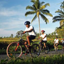 Bike Tour of Ubud