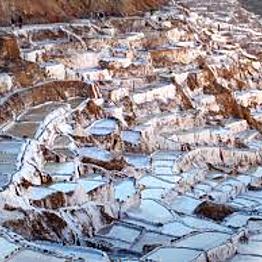 Tour of Salt Mines