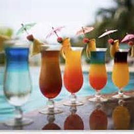Beachfront/Poolside Cocktails!