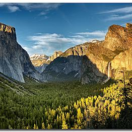 Explorer Day Hike at Yosemite National Park