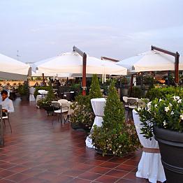Rooftop Brunch - Via Veneto