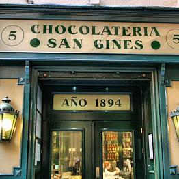 Chocolateria de San Gines
