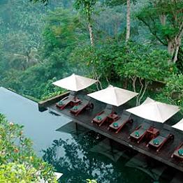 DAY 9:  Maya Ubud Resort & Spa