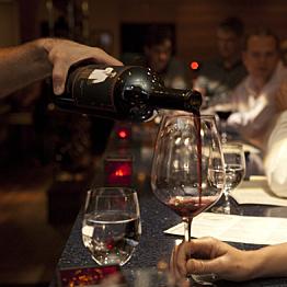 Wine Bar Dinner
