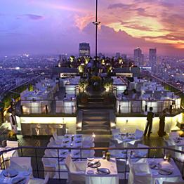 Party night in Bangkok