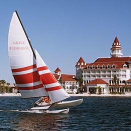 Sailing (Boat Rental)