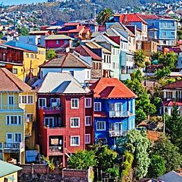 Tour of World Heritage Coastal Town of Valparaiso