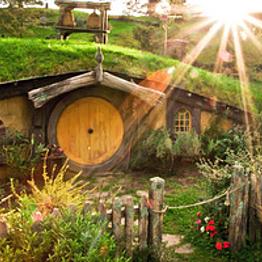 Visit to Hobbit Town