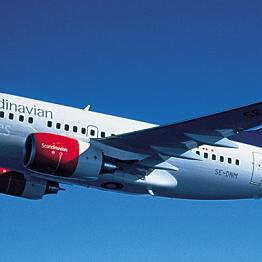 Flight to Aalborg Denmark