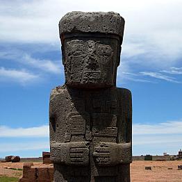 Day Trip to Ancient Tiwanaku