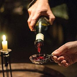 Marche aux Vins Wine Tasting