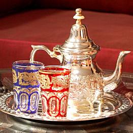 Antique Moroccan Tea / Coffee Pot