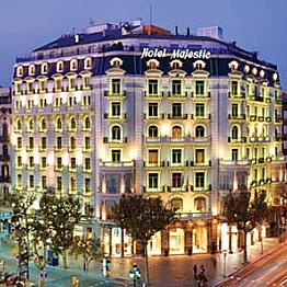 Hotel Night 1 in Barcelona