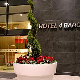 Hotel Night 2 in Barcelona