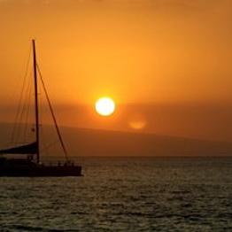 Romantic Champagne Sunset Catamaran Sail