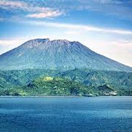 Mt. Agung volcano trek