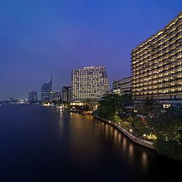 Shangri-La Bangkok - Suite Upgrade