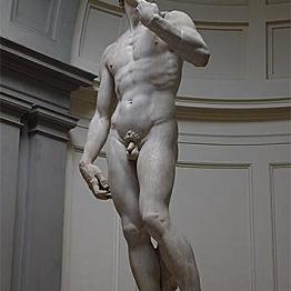 The Galleria dell' Accademia
