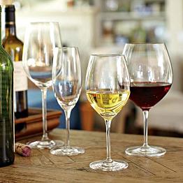Schott Zwiesel Cru Classic Bordeaux Wine Glasses, Set of 6