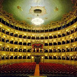 Visit Teatro La Fenice