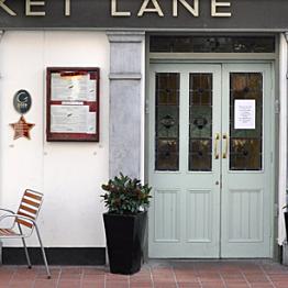 Dinner at Market Lane