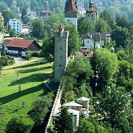 Day trip in Lucerne