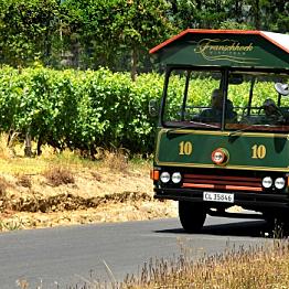 Franschhoek Train Tram
