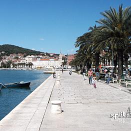 Lunch in Split