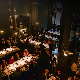 Dinner at Rockpool Sydney