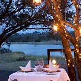 First Honeymoon Dinner