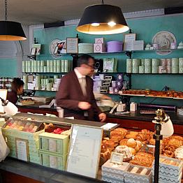 Pastry & Sorbet Break