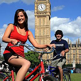 London Landmarks Bike Ride