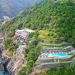 Porto Roca Hotel in Monterosso, Italy