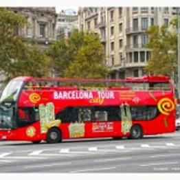Bus tour of Sevilla