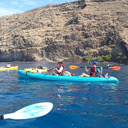 Kealakekua Bay Kayaking & Snorkeling