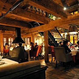 Brunch at Restaurant Panache