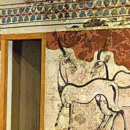 Ancient Akrotiri tour