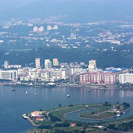Visit to Kota Kinabalu