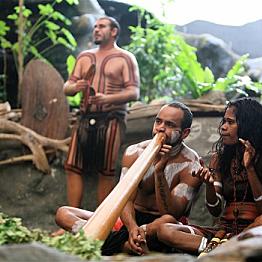 Tjapukai Aboriginal Cultural Park Entry for TWO