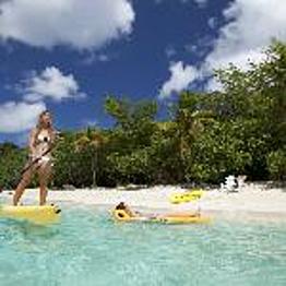 Resort Crashing at Honeymoon Beach