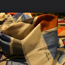 His/Her Scarves - San Lorenzo Street Market