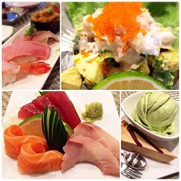Dinner at Takenoko