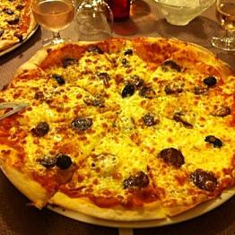 Pizzas in Porto