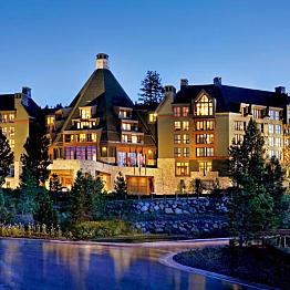 Hotel stay at Lake Tahoe