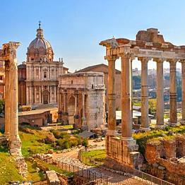 Three Nights in Rome