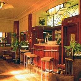 An Art Deco Hotel in Brussels